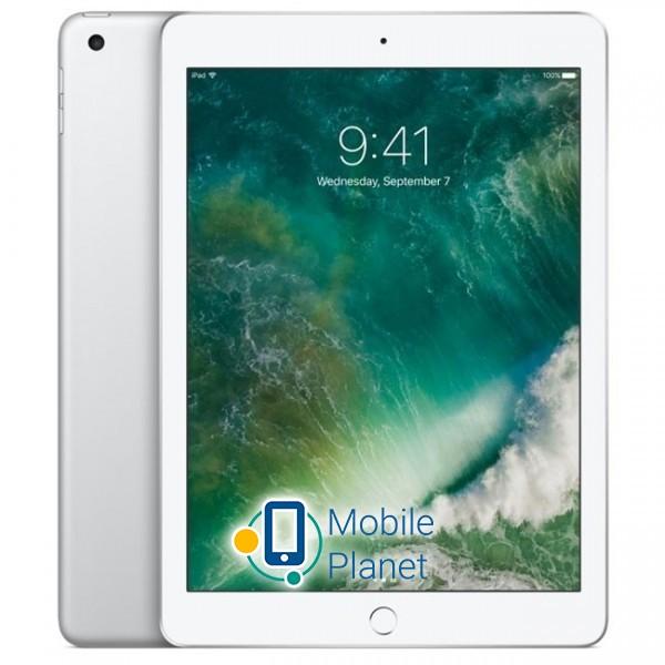 Apple iPad 2018 9.7 Wi-Fi + Cellular 32GB Silver (MR6P2)