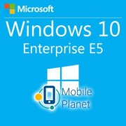 Операционная система Microsoft Windows 10 Enterprise E3 VDA Upgrade 1 Year Corporate (4b608b64_1Y)