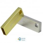 eXceleram 64GB U1 Series Silver USB 3.1 Gen 1 (EXP2U3U1S64)