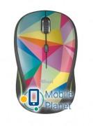 Trust Yvi FX wireless mouse geometrics (22337)