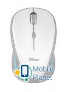 Trust Yvi FX wireless mouse white (22335)