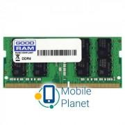 SoDIMM DDR4 16GB 2400 MHz GOODRAM (GR2400S464L17/16G)