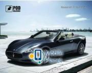 Podmyshku Maserati GranCabrio