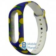 Ремешок MiBand2 Pinapple