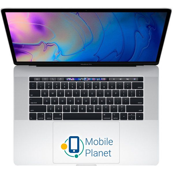 Apple MacBook Pro 15 Silver (MR972) 2018