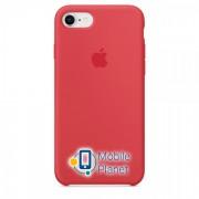 Аксессуар для iPhone Apple Silicone Case Red Raspberry (MRFQ2) for iPhone 8 / 7