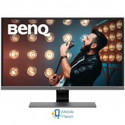 BENQ EW3270U Metallic Grey