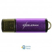 eXceleram 32GB A3 Series Purple USB 3.1 Gen 1 (EXA3U3PU32)