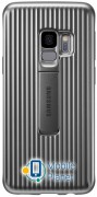 Чехол Samsung Protective Stadning Cover S9 (EF-RG960CSEGRU) Silver Госком