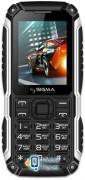 Sigma mobile X-treme PT68 4400mAh Black Госком