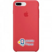 Аксессуар для iPhone Apple Silicon Case Raspbery (MRFW2) for 8 Plus / 7 Plus