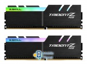 G.SKILL 32GB 3200MHz Trident Z RGB CL16 (2x16GB) (F4-3200C16D-32GTZR) EU
