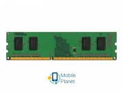 Kingston 4GB 2666MHz CL19 (KVR26N19S6/4) EU