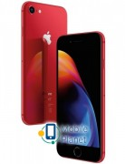 Apple iPhone 8 256GB PRODUCT RED (MRRL2) CDMA