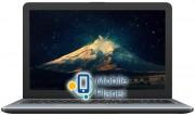 Asus VivoBook X540BA (X540BA-DM105) (90NB0IY3-M01230) Silver Gradient