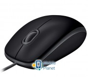 Logitech B110 Silent (910-005508) Black USB