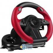 Руль Speed Link Trailblazer Racing Wheel (SL-450500-BK) Black/Red USB