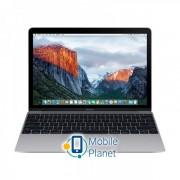 Apple MacBook 12 256GB Space Gray (5LH72) 2016 Refurbished by Apple