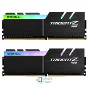 DDR4 32GB (2x16GB) 3200 MHz TridentZ RGB Black G.Skill (F4-3200C16D-32GTZR)