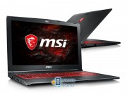 MSI  GV62 i5-8300H/8GB/1TB GTX1050Ti (GV628RD-096XPL)