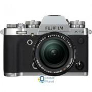 Fujifilm X-T3 + XF 18-55mm F2.8-4.0 Kit Silver (16589254)