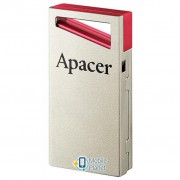Apacer 64GB AH112 Red USB 2.0 (AP64GAH112R-1)