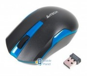 A4Tech G3-200N Black/Blue USB V-Track