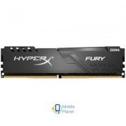 DDR4 16GB 3000 MHz HyperX Fury Black Kingston (HX430C15FB3/16)