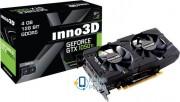 Inno3D GeForce GTX 1050 Ti Twin X2 4GB GDDR5 (N105T-1DDV-M5CM) EU