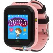 Смарт-часы AmiGo GO003 iP67 Pink