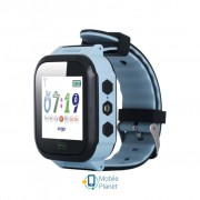 Смарт-часы Ergo GPS Tracker Color J020 - Детский трекер (Blue) (GPSJ020B)
