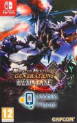 Monster Hunter Generations Ultimate RUS SUB (NintendoSwitch)
