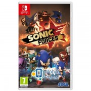 Sonic Forces RUS SUB (NintendoSwitch)