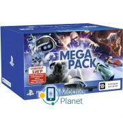 PS4 Mega Pack PS VR2 Plus КАМЕРА V2 Plus 5 Games