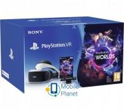 PS4 VR V2 Plus GAME VR Worlds Graded Plus КАМЕРА V2