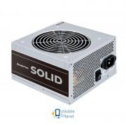 Chieftec GPP-600S, ATX, APFC, 12cm fan, КПД >85%, bulk