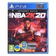 NBA 2K20 (PS4) UA