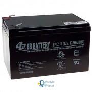 BB Battery BP 12V - 12Ah (BP12)
