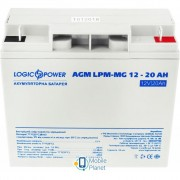 LogicPower LPM MG 12В 20Ач (6556)