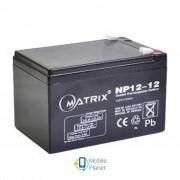 Matrix 12V 12AH (NP12_12)