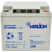 Merlion 12V-40Ah (GP12400M6)