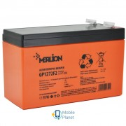 Merlion 12V-7.2Ah premium (GP1272F2 PREMIUM)