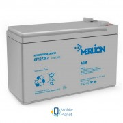 Merlion 12V-7Ah GEL (GL1270F2 GEL)