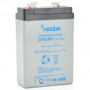 Merlion MERLION AGM GP628F1 6 V-2,8Ah (GP628F1)