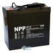 NPP 12В 50 Ач (NP12-50)