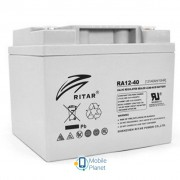 Ritar AGM RA12-40, 12V-40Ah (RA12-40)