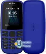 Nokia 105 SS 2019 Blue Госком