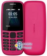 Nokia 105 SS 2019 Pink Госком