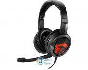 MSI GH30 Immerse Stereo Over-ear Gaming Headset (S37-2101000-SV1)