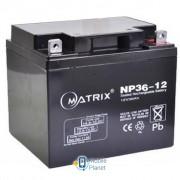 Matrix 12V 36AH (NP36-12)